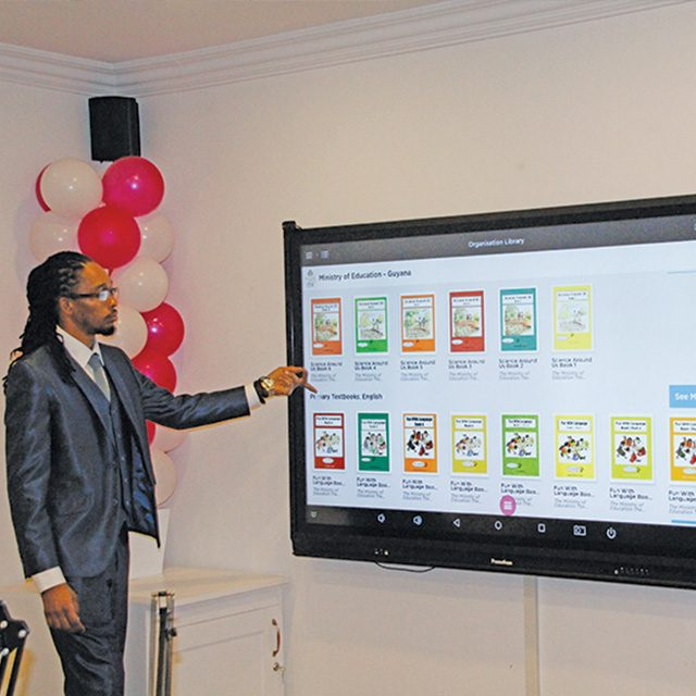 Education Ministry launches $6M 'Smart' classroom